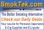 SmokTek Electronic Cigarettes