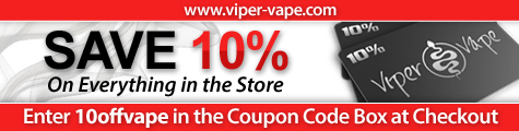 Viper Vape discount coupon code